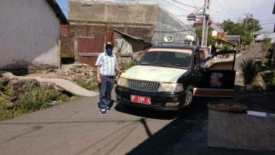 Cegah Corona, KPU Parepare Sosialisasi Imbau Masyarakat Terapkan Pola Hidup Sehat