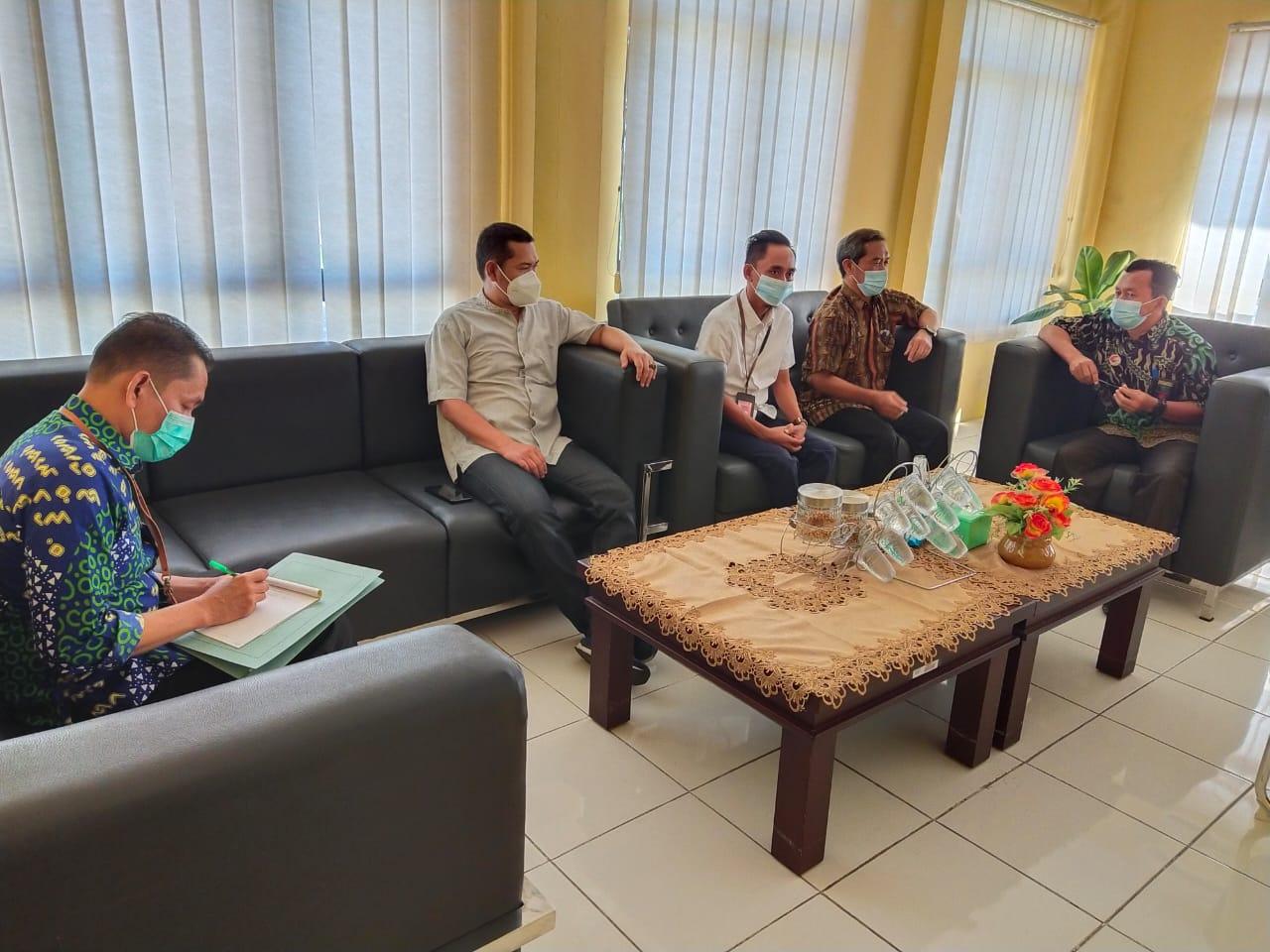 Bakohumas Corong Informasi bagi KPU
